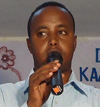 Abdulkadir Omar Abdulle (Universal TV)
