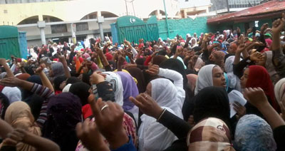 Ethiopian Muslims are staging protests every Friday. (Hayat Se)