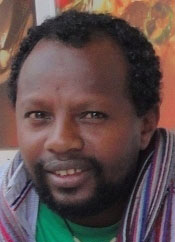 The health of Temesghen Desalegn has deteriorated in prison, but he has been denied medical care. (Awramba Times)