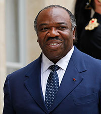 Two newspapers banned in Gabon are critical of President Ali Bongo. (Reuters/Mal Langsdon)