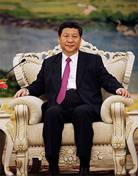 Chinese Vice President Xi Jinping has not been seen in public since Sept. 1. (Reuters/How Hwee Young)