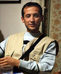Alisher Saipov (Ferghana News)