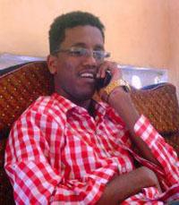 Somali journalist Mohamed Mohamud Turyare was attacked by gunmen on Sunday. (Allsomali24)