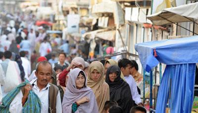Baluchistan has become one of Pakistan's 'hubs of hazard' for journalists in recent years. (AFP/Banaras Khan)