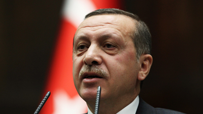 Under Prime Minister Recep Tayyip Erdoğan's government, Turkey has been one of the world's top jailer of journalists. (AFP/Burhan Ozbilici)