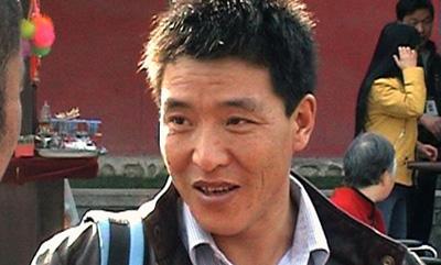 Tibetan filmmaker Dhondup Wangchen is serving time in a Chinese prison. (Filming for Tibet)
