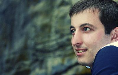 Russian journalist Kazbek Gekkiyev was killed on December 5. (AP/VGTRK Russia)