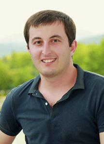 Kazbek Gekkiyev was shot dead on Wednesday. (Reuters/VGTRK)