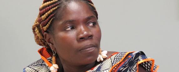 Mae Azango foi ameaçada por suas reportagens na Libéria. (CPJ)