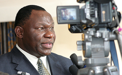 Information Permanent Secretary Bitange Ndemo has criticized the press in the past. (The Nation)