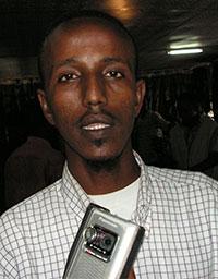 Mohamed Ibrahim Raage (NUSOJ)