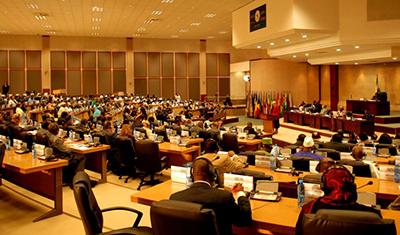 (Pan African Parliament)