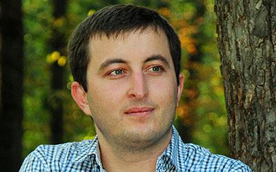 TV anchor Gekkiyev was the most recent victim in the North Caucasus.  (AFP/Vesti KBR)