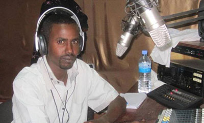 Liban Abdullahi was shot dead on Sunday. (Garoornews Online)