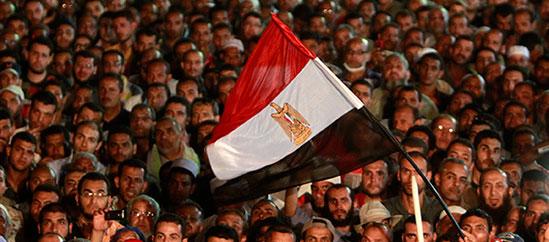 تظاهرة في القاهرة جرت في يوليو/تموز (رويترز/ محمد عبد الغني)