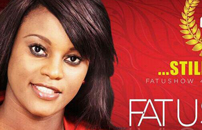 Fatou Camara, host of the 'Fatou Show,' has been held by authorities since September 17. (Facebook)