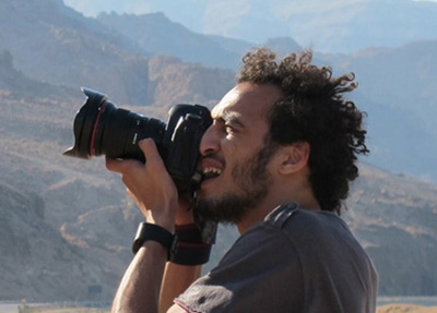 Facebook/Freedom for Shawkan