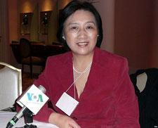 Gao Yu (VOA)