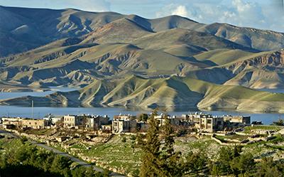 ظلت كردستان، وإلى حد كبير، بمنأى عن العنف الذي اجتاح العراق في فترة ما بعد الحرب. (رويترز/ فالح خيبر)