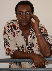 Shabelle Media Network owner Abdimalik Yusuf is still being held by security forces after his August 15 arrest (AFP/Mohamed Abdiwahab)