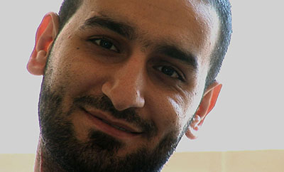 Osama al-Habaly's health, whereabouts, and status remain unknown. (Facebook/Freedom for Ousama Alhabaliy)