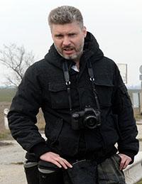 Russian photojournalist Andrei Stenin died in Ukraine. (AFP/Vasily Maximov)