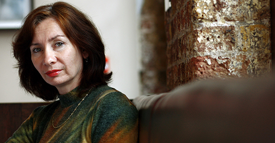 Russian Journalist Natalya Estemirova, who was murdered in 2009, had made many enemies among the Chechen top brass. Her colleagues have pressed for investigation of the Chechen leadership as potential masterminds. (Reuters/Dylan Martinez)