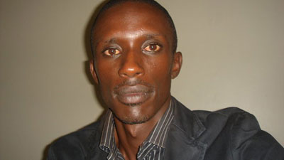 Charles Ingabire, a Rwandan journalist who fled into exile in Uganda, was shot dead in 2011. His murder increased fear among exiles (Ally Mugenzi/BBC)