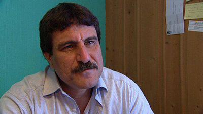 Moheeb Alnawaty, author of Hamas From The Inside, was taken into Syrian custody and has not been heard from since January 2011. (Alnawaty family handout)