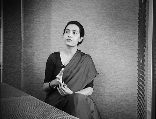 Karuna Nundy, an advocate at the Supreme Court of India who helped the legal challenge, says the country has several laws that are a threat to press freedom. (Geoffrey King)