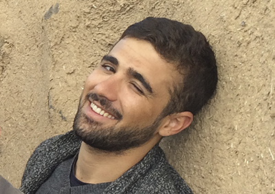 Freelance journalist Mohammed Ismael Rasool, pictured in 2014, is released on bail after 131 days in jail in Turkey. (AP/Elena Becatoros, File)