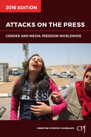 Attacks on the Press 2016