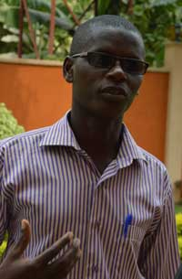 Jean Bigirimana (Iwacu)