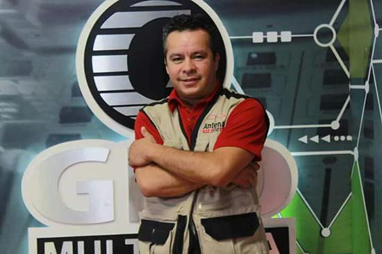 Jesús Adrián Rodríguez Samaniego (Grupo Radio Divertida)