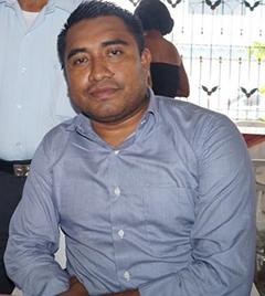 Marcos Hernández Bautista, a reporter for Noticias, was shot dead in January 2016. (Noticias)
