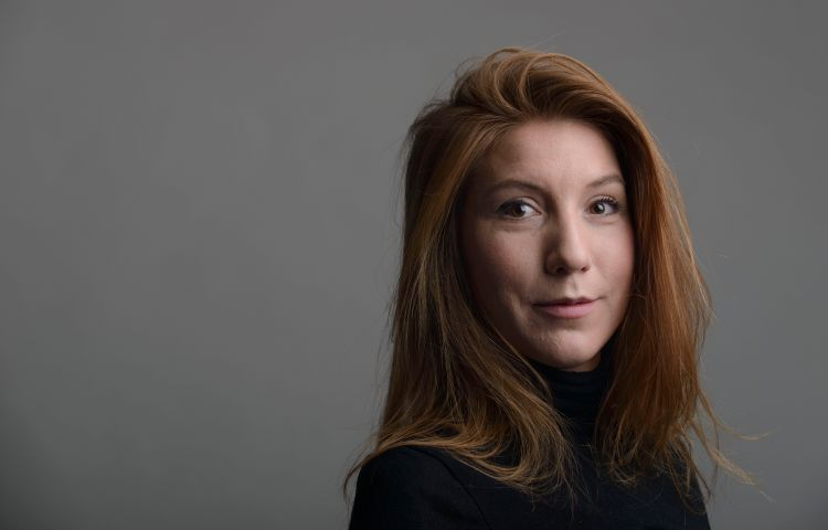 Swedish freelance journalist Kim Wall. (Tom Wall)