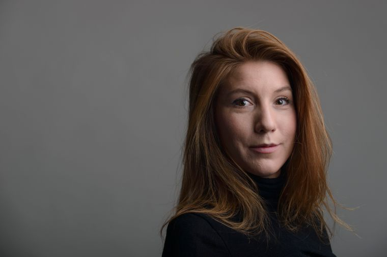 Swedish freelance journalist Kim Wall. (Tom Wall)