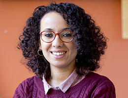 Afrah Nasser began blogging about the crisis in Yemen in late 2010. (Linnaeus University)