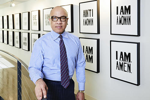 Darren Walker of the Ford Foundation joins CPJ's board of directors. (Ford Foundation)
