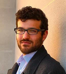 Journalist Mark Stern. (Mark Stern)