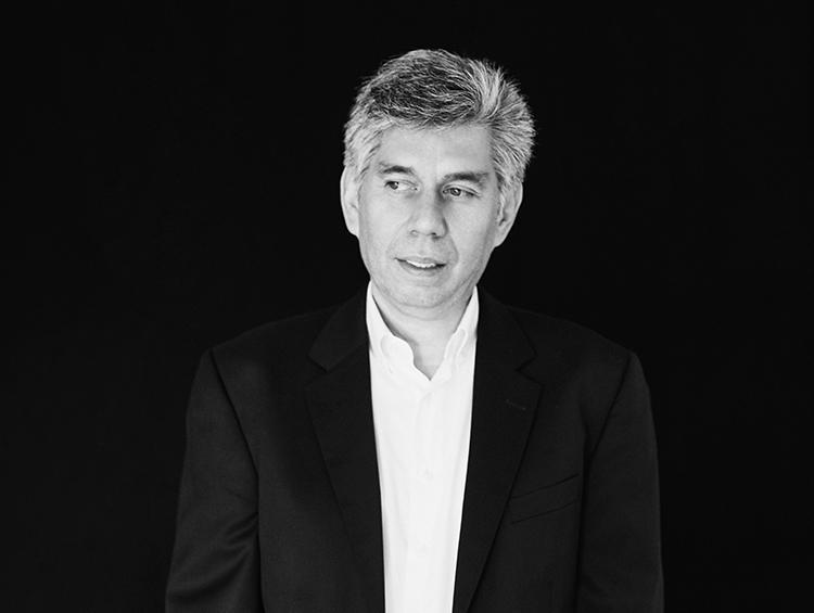 Daniel Coronell, periodista colombiano y presidente de Noticias de Univisión. (Mario Alzate)