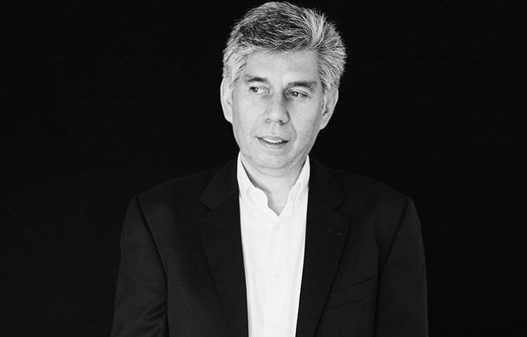 Colombian journalist Daniel Coronell. (Mario Alzate)