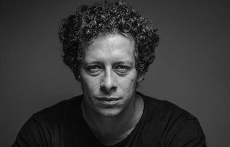 Photojournalist Federico Ríos has fled Colombia amid online harassment. (Estefania Gonzalez)