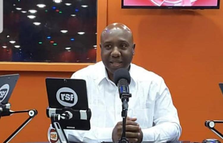 Radio journalist Pétion Rospide was shot dead while driving home on June 10. (Radio Sans Fin)