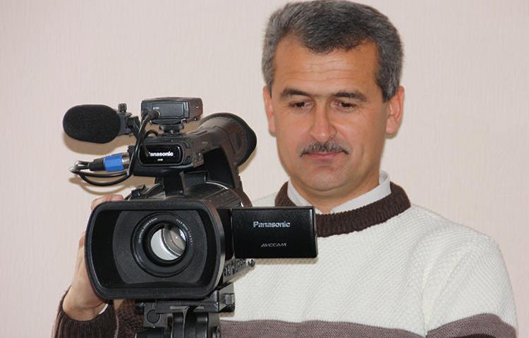 RFE/RL journalist Barotali Nazarov recently had his press accreditation temporarily revoked in Tajikistan. (Photo: RFE/RL, used with permission)