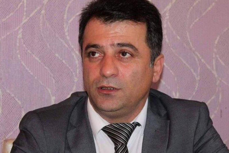 Journalist Ikram Rahimov is set to appear before a judge for an appeal hearing on August 28. (Image via Elchin Sadygov)