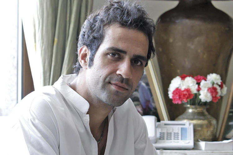 The Indian government has threatened to revoke the overseas citizenship of journalist Aatish Taseer, who has criticized Prime Minister Narendra Modi. (Image used with permission)