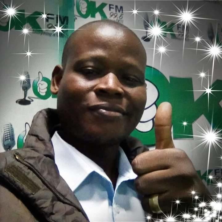 Zenu Koboi Miller. (Photo: OK FM Liberia)
