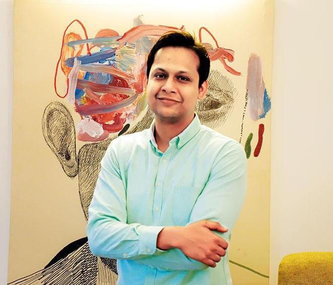 Lawyer Apar Gupta. (Civil Society magazine)