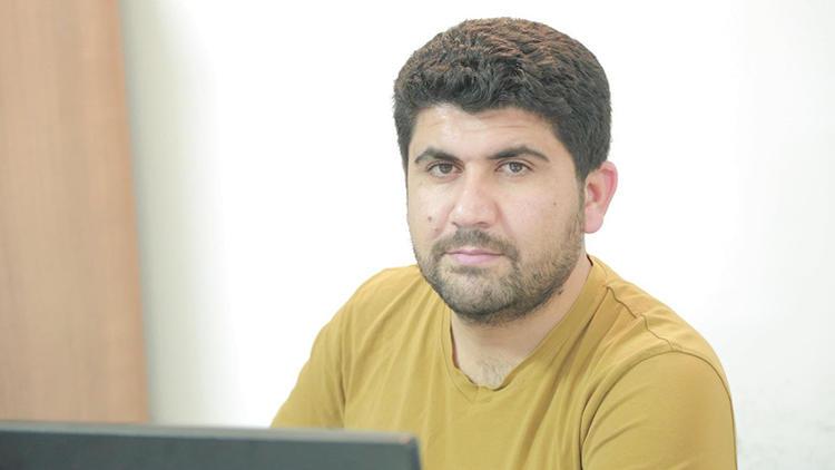 Journalist Soran Rasheed. (Photo via Rasheed)